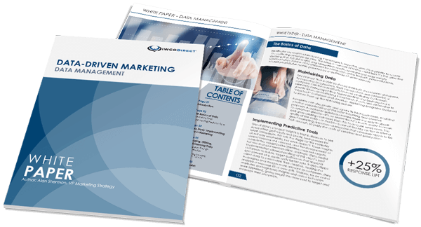 Data-Driven Marketing - Data Management - White Paper
